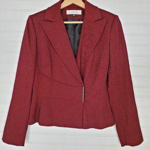 Tahari Arthur Levin Blazer Jacket Size 6
